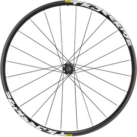 "Mavic Crossride FTS-X Disc Front Wheel 26"" Intl black"